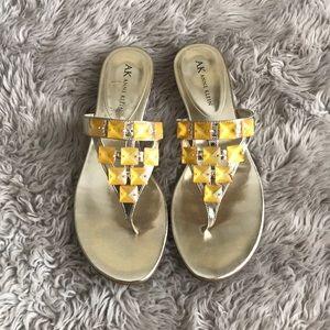 (7.5) Anne Klein New in Box Akzanetto Sandals